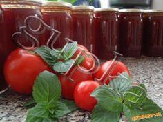 Paradajkový lekvár delikatesa | Mimibazar.sk Ale, Vegetables, Food, Ale Beer, Essen, Vegetable Recipes, Meals, Yemek, Veggies