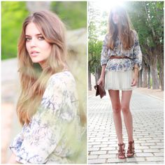 Look Fresh - Clara Alonso