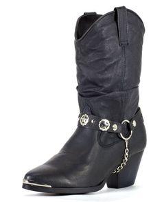Womens Bailey Boot - Black