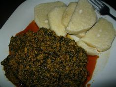african spinach stew (ghana)                                                                                                                                                                                 More