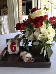 my bouquet with a pocket watch detail my wedding steam
