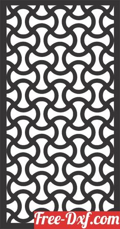 wall panel decorative screen KCQ4P High quality free Dxf files, Svg, Cdr and Ai Ready to cut for laser Cnc plasma and Download Instantly Doors, Windows, Panel Laser Cut Patterns, Wall Patterns, White Patterns, Laser Cut Panels, Metal Panels, Wall Separator, Gate Decoration, Cnc Cutting Design, Laser Cutter Projects
