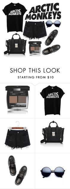 """✖️Arctic monkeys✖️"" by npolevaya ❤ liked on Polyvore featuring Chanel, 3.1 Phillip Lim and Valentino"
