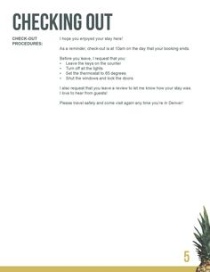 Want to create a vacation rental welcome book that your guests will love using? Read our guide on how to compile an amazing welcome book for your vacation home! Vacation Home Rentals, Air Bnb Tips, Airbnb House, Airbnb Rentals, Welcome Letters, Disney World Vacation, Rental Property, Renting A House, Santa Cruz