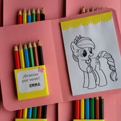 Little Pony Party, My Little Pony, Art Birthday, Birthday Party Themes, Market Day Ideas, Minion Party, School Parties, Art Party, Arts And Crafts Projects