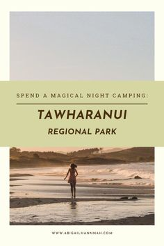 Is Tawharanui Auckland's best campsite? Here's all you need to know for a night at Tawharanui Regional Park! New Zealand North, Auckland New Zealand, New Zealand Campervan, New Zealand Travel Guide, Marine Reserves, Rock Pools, Photo Diary, Day Hike, Campsite