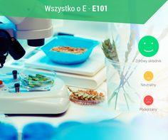 E101 inaczej zwany ryboflawiną lub witaminą B2. Więcej na jej temat znajdziecie tu: http://on.fb.me/1HVs4Zc