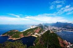 #Rio  de Janeiro has one of the most enticing cityscapes in the world. All week we will be showing you why Rio is one of the best #spring  vacation destinations in Latin America for 2015. #travel   #Brazil  @natgeotravel