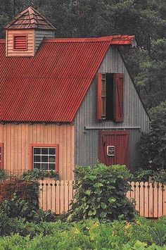 Nice 78 Stunning Red Barn You'll Actually Want To Know https://modernhousemagz.com/78-stunning-red-barn-youll-actually-want-to-know/