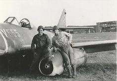 Me 262 V555
