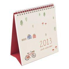 2013 Desk Calendar Sweet | New Releases | Shop | kikki.K Stationery & Gifts