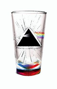 Pink floyd tumbler #paint splatter dark side of the moon #acrylic #drink pint gla,  View more on the LINK: http://www.zeppy.io/product/gb/2/111968341776/