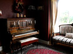 inside colonial home - Google Search