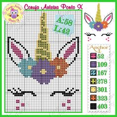 1 million+ Stunning Free Images to Use Anywhere Cross Stitch Horse, Unicorn Cross Stitch Pattern, Cross Stitch Boards, Unicorn Pattern, Mini Cross Stitch, Cross Stitch Alphabet, Cross Stitch Animals, Cross Stitch Designs, Cross Stitch Patterns