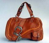 Dior New Series 2513 Deep Camel Colour Handbag