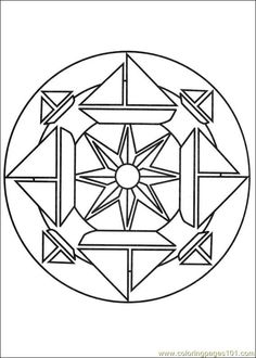 Spectacular Painting Coloring Pages 83 Mandalas Coloring Page Free