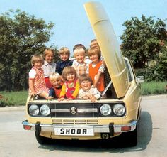 Sand Rail, Skoda Fabia, Car Photos, Funny Pictures, Childhood, Hilarious, Retro, 1950, Image