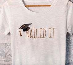 Graduation Shirt by Wild Youth
