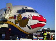 christmas-humor-plane-santa-off-course.jpg (500×373)