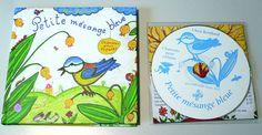 Französische Kinderlieder mit Noten und CD - auf 64 Seiten liebevoll illustriert. Viola!
