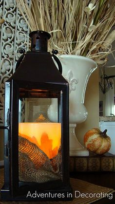 Autumn glow--Willow House Royal Street Urn Sighting on Pinterest! I love it when that happens! Shop at www.michellelyn.willowhouse.com #willowhouse #homedecor #fall