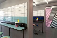 Voodoo Ray's Pizza Restaurant by Brinkworth, London – UK » Retail Design Blog