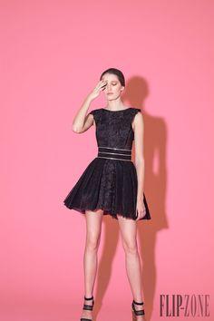 Sandra Mansour Spring-summer 2014 - Ready-to-Wear - http://www.orientpalms.com/sandra-mansour-4205