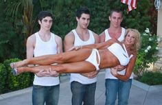 16 Most Awkward Mother's Day Photos - Everyone loves their mom, but some people have rather odd ways of showing it. We've found some of the most embarrassingly awkward Mother's Day photos that have ever existed.