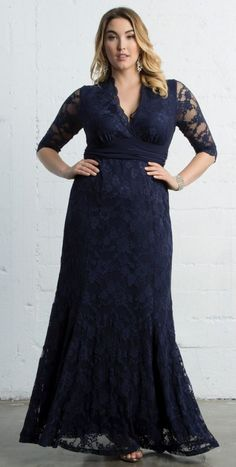 Where to find out the best plus size gowns? Plus Size Gowns screen siren lace gown SZFUVKY Plus Size Gowns Formal, Plus Size Long Dresses, Plus Size Evening Gown, Lace Evening Gowns, Plus Size Outfits, Formal Gowns, Plus Zise, Mothers Dresses, Plus Size Fashion For Women