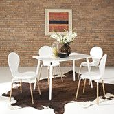 Found it at Wayfair - Lode Dining Table