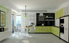 harmonie des couleurs pour cuisine et salle à manger