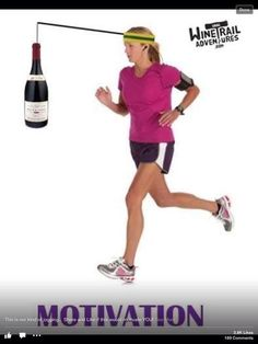 How I get motivated to run