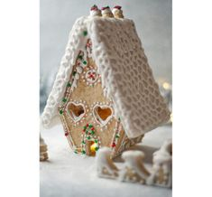 gingerbread house, casa di panpepato, casetta pan di zenzero