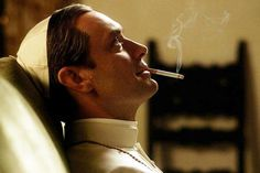 Jude Law is The Young Pope in new trailer