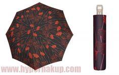 Dáždnik Doppler Carbon Magic Mini Big Romance, dámsky, skladací ,full automatic
