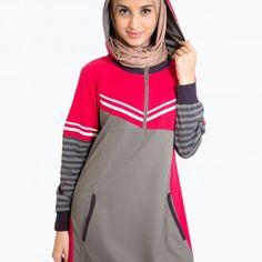 <3 Abaya Fashion, Fashion Pants, Islamic Swimwear, Ladies Sportswear, Abaya Pattern, Sport Fashion, Womens Fashion, Gym Clothing, Abaya Style