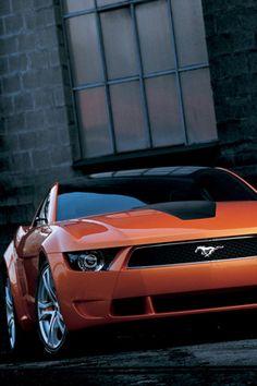 Ford Giugiaro Mustang Concept