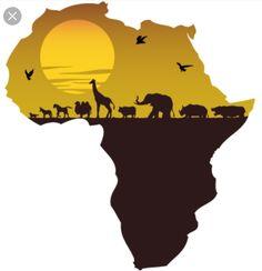 A de Africa