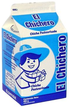 """Chicha"" is made of boiled rice, milk, sugar; it is generally of white color and has the consistency of eggnog. It is usually served as a sweet, refreshing beverage with ground cinnamon and/or condensed milk toppings. This ""chicha de arroz"" contains no alcohol as it is not fermented. Very popular in Venezuela."