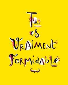 """Ultra-book de mirliflor Portfolio : """"Tu es vraiment formidable"""" Gautier Languereau 2013"""