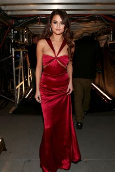 From her dazzling Calvin Klein gown to her impromptu outfit change to the adorable moments with her A-list friends and all the fun in between, we simply couldn't keep our eyes off Selena at the 2016 Grammys.