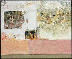 John Wolseley's work from http://moirarothsgleanings.tumblr.com/post/16334896772/gleanings-11-john-wolseley