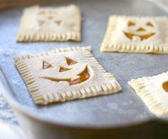 Pumpkin Poptarts: Make Your Own Edible Jack-O-Lanterns