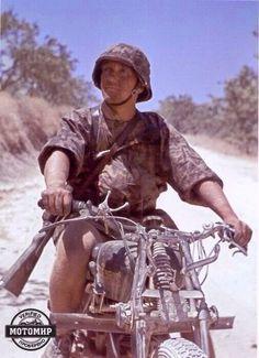 War bike