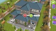 Sims freeplay house idea (via facebook)