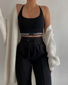 Best Picture For sporty outfits For Your Taste You are looking for something, and it is going to tel Cute Lazy Outfits, Sporty Outfits, Teen Fashion Outfits, Mode Outfits, Simple Outfits, Look Fashion, Pretty Outfits, Stylish Outfits, Girl Outfits