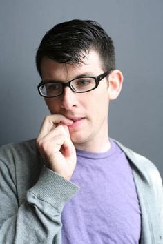Moshe Kasher is awesome! He is hilarious and makes people very uncomfortable. I adore him!