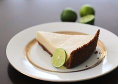 Last October I made a very different Key Lime Pie, if it should even be called that. I used strange and not so typical pie ingredients (like cream cheese and coconut butter), and looking back now,...