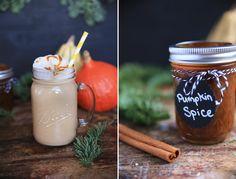 Pumpkin Spice Syrup! Recipe!