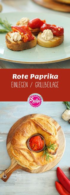 Ich liebe eingelegte Paprikaschoten. In diesem Rezept zeige ich euch wie einfach auch ihr sie zu Hause einlegen könnt.  #paprika #bbq #grillen #eingelegt #rotepaprika #grillbeilage #beilage #vorspeise